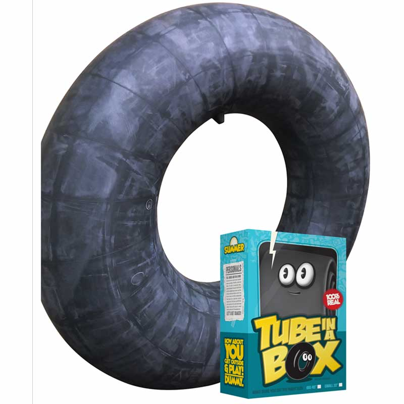 40 inch sports tube tube in a box